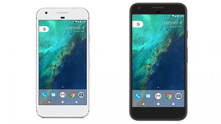 En titt på Google's nya smartphone – Google Pixel