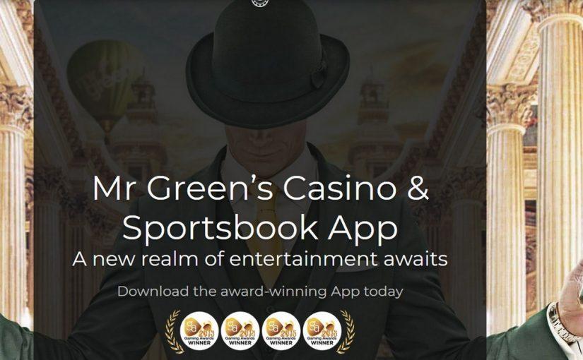 Recension av Mr Green